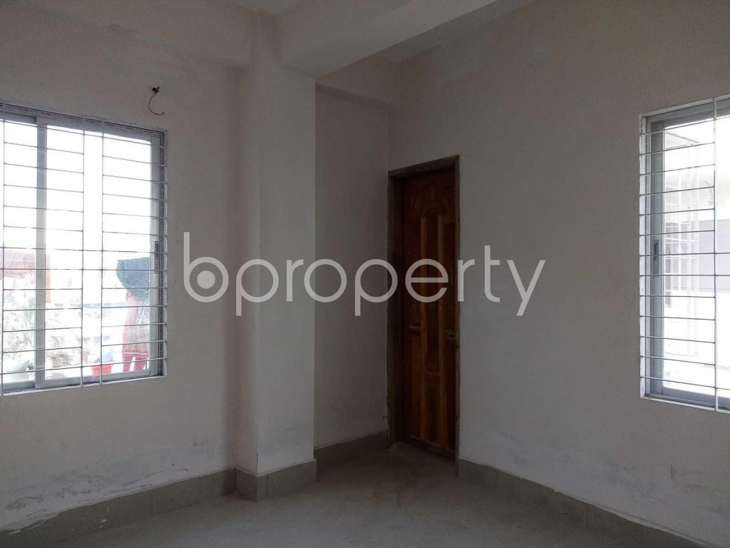 Bedroom - 3 Bed Apartment for Sale in Mirpur, Dhaka - 1858215