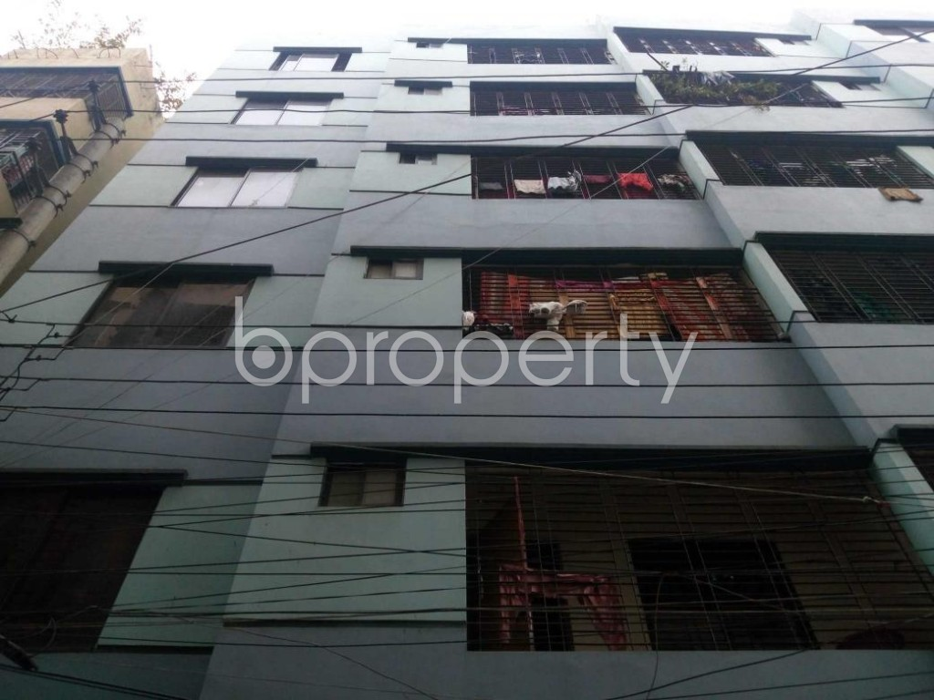 Front view - 2 Bed Apartment to Rent in Mirpur, Dhaka - 1858279