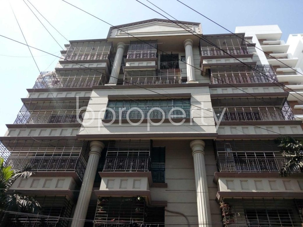 Front view - 3 Bed Apartment for Sale in Banani, Dhaka - 1858298