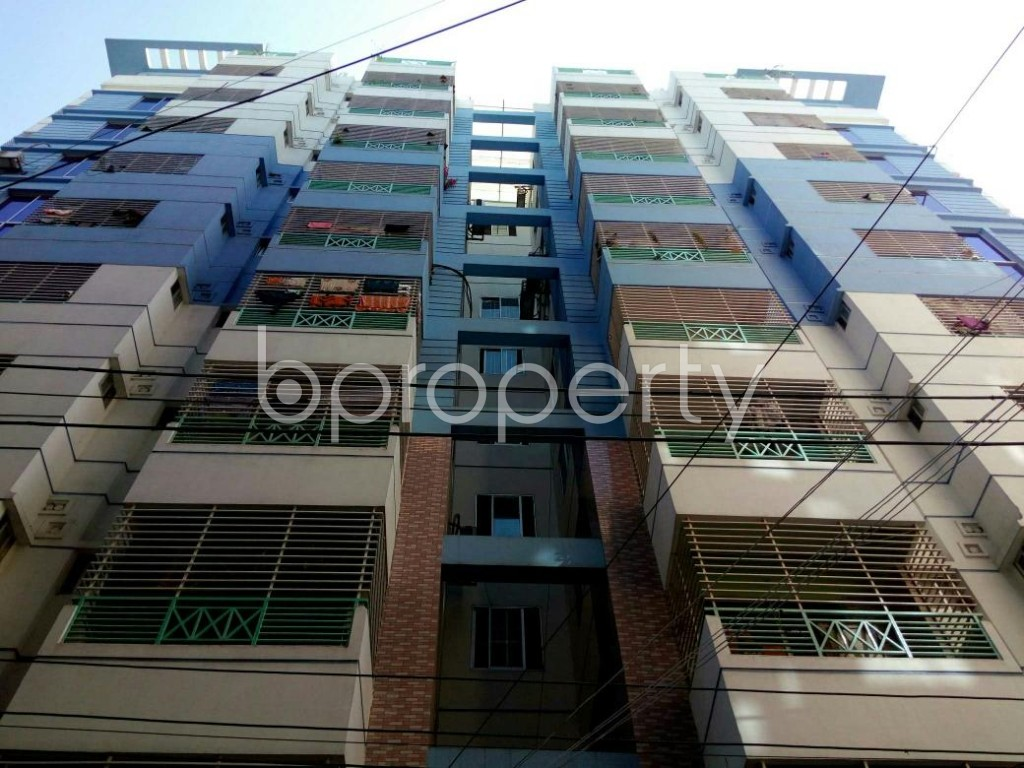 Front view - 4 Bed Apartment to Rent in Mohammadpur, Dhaka - 1858329