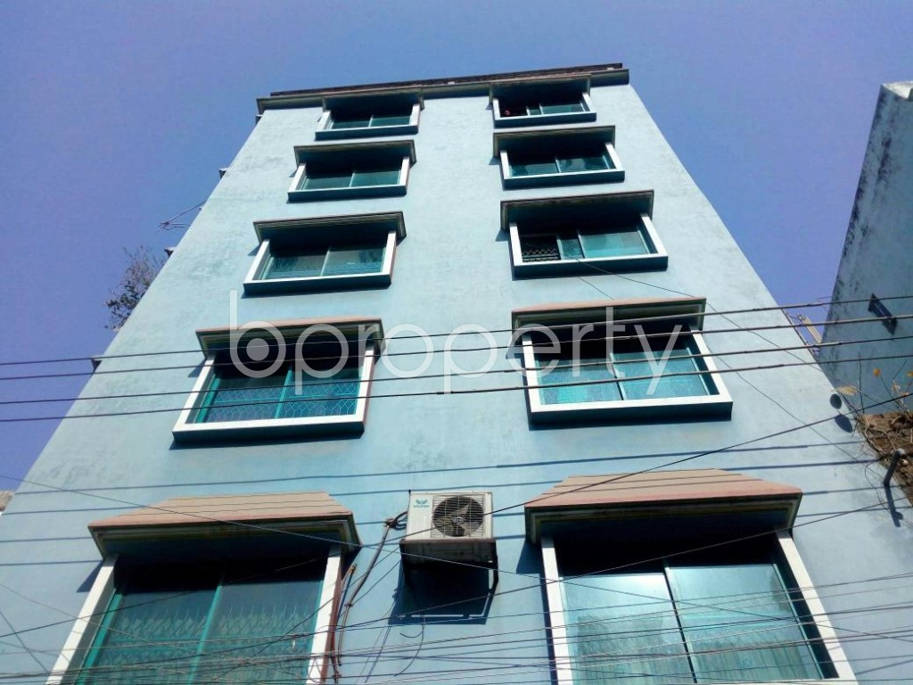 Front view - 2 Bed Apartment to Rent in Mirpur, Dhaka - 1858333