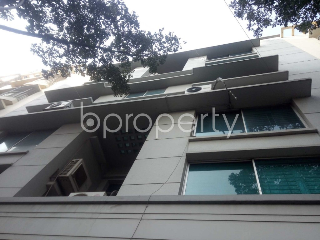 Outside view - 3 Bed Apartment to Rent in Baridhara, Dhaka - 1858334