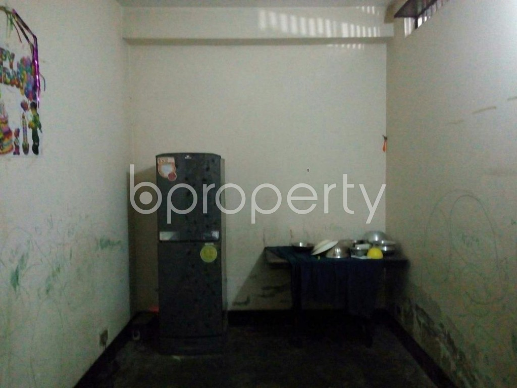 Dining area - 2 Bed Apartment to Rent in Mohammadpur, Dhaka - 1858335
