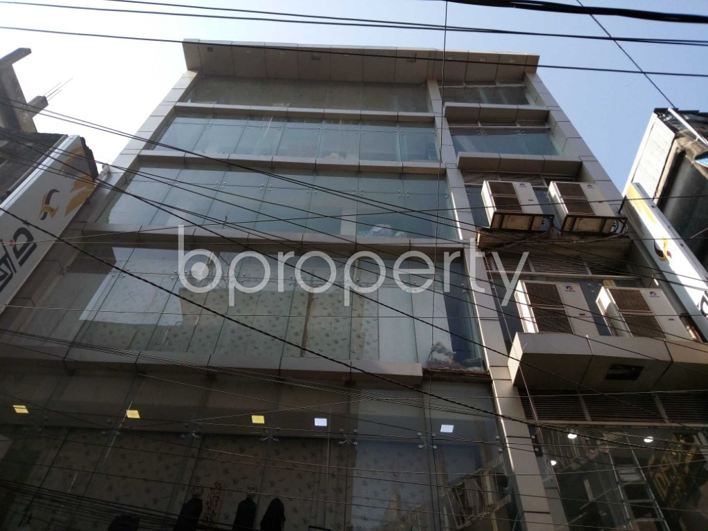 Front view - Shop for Sale in 32 No. Andarkilla Ward, Chattogram - 1858341