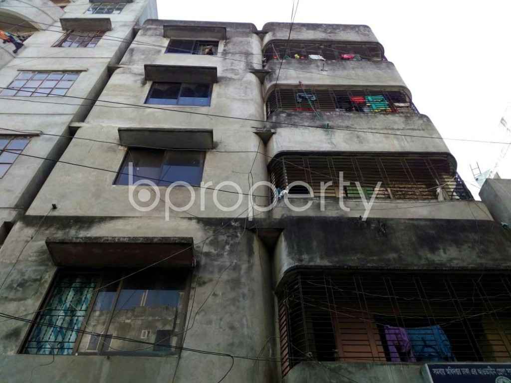 Front view - 2 Bed Apartment to Rent in Mohammadpur, Dhaka - 1858342