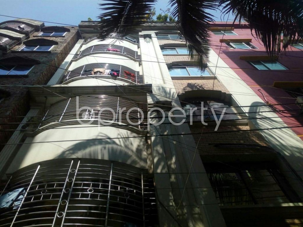 Front view - 2 Bed Apartment to Rent in Mirpur, Dhaka - 1858357