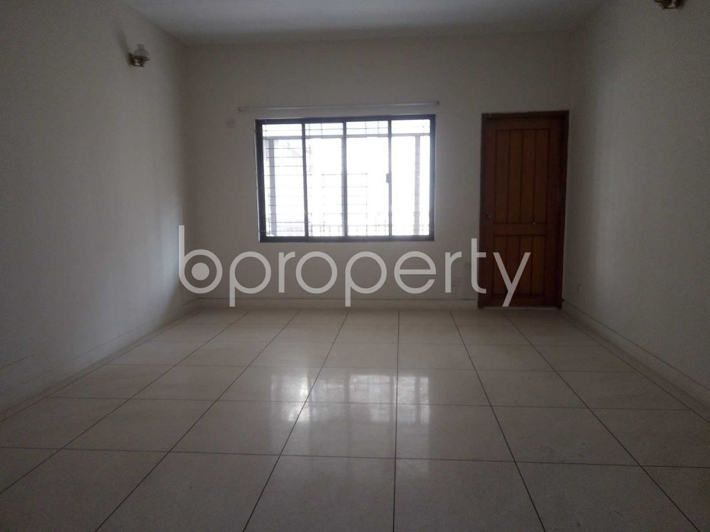 Dining area - 3 Bed Apartment to Rent in Baridhara, Dhaka - 1858364