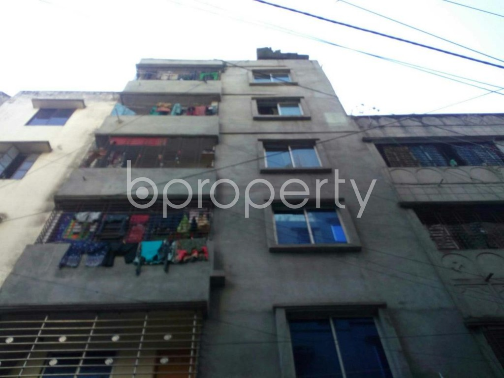 Front view - 2 Bed Apartment to Rent in Mirpur, Dhaka - 1858370