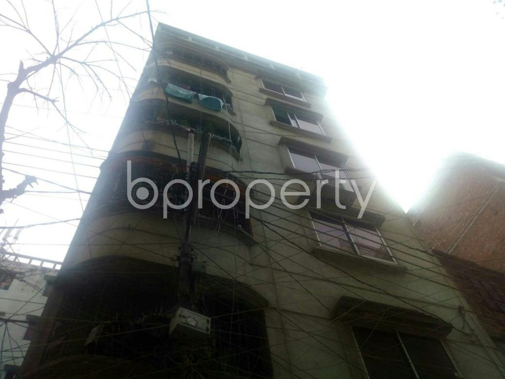 Outside view - 2 Bed Apartment to Rent in Mirpur, Dhaka - 1858430