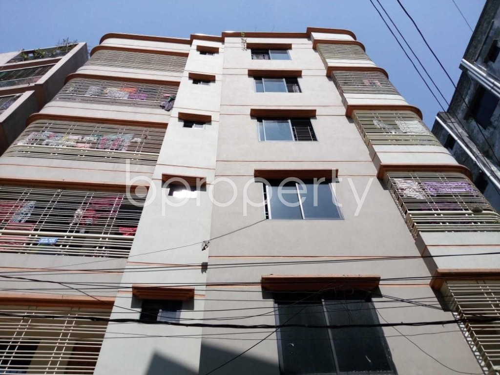 Front view - 2 Bed Apartment to Rent in Khilgaon, Dhaka - 1858487