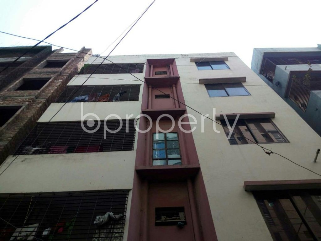 Front view - 2 Bed Apartment to Rent in Mirpur, Dhaka - 1858491
