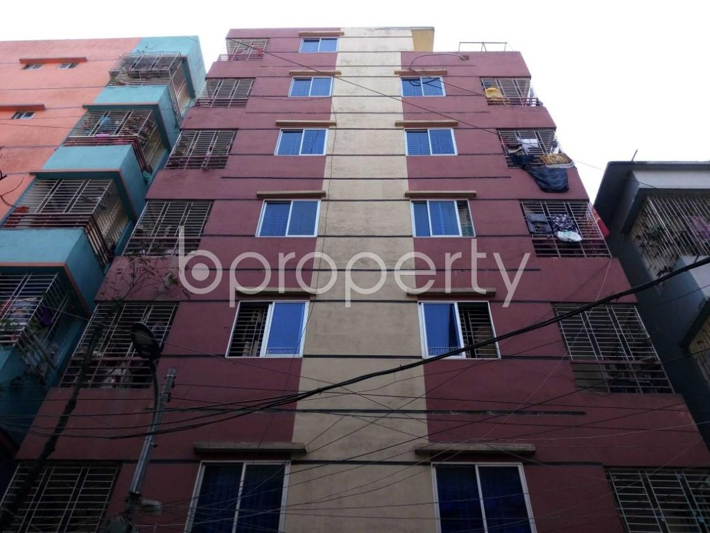 Front view - 2 Bed Apartment to Rent in Khilgaon, Dhaka - 1858495