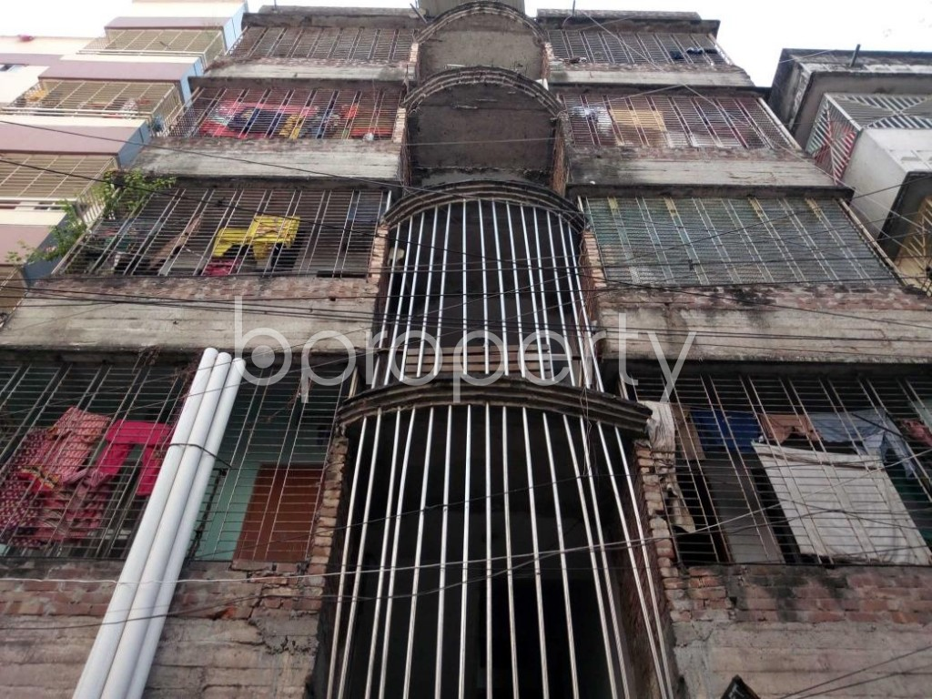 Front view - 2 Bed Apartment to Rent in Khilgaon, Dhaka - 1858500