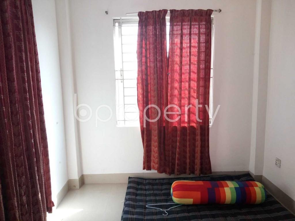 Bedroom - 3 Bed Apartment to Rent in Uttara, Dhaka - 1858492