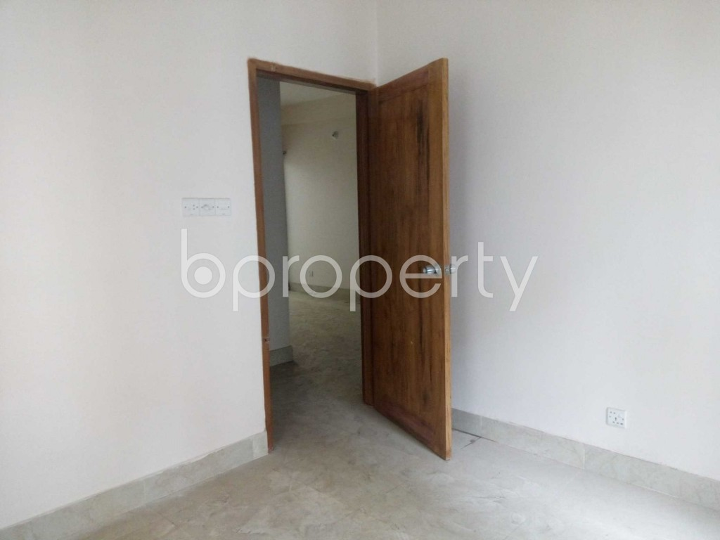 Bedroom - 2 Bed Apartment to Rent in Uttara, Dhaka - 1858497