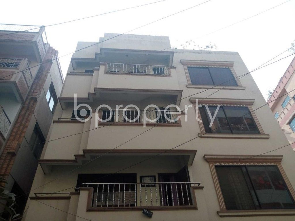 Front view - 2 Bed Apartment to Rent in Uttara, Dhaka - 1858503