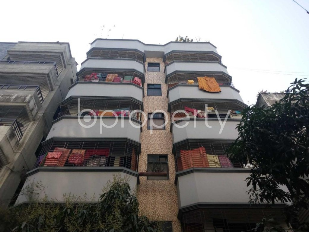 Front view - 2 Bed Apartment to Rent in Uttara, Dhaka - 1858508