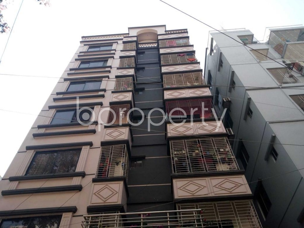 Front view - 2 Bed Apartment to Rent in Uttara, Dhaka - 1858513