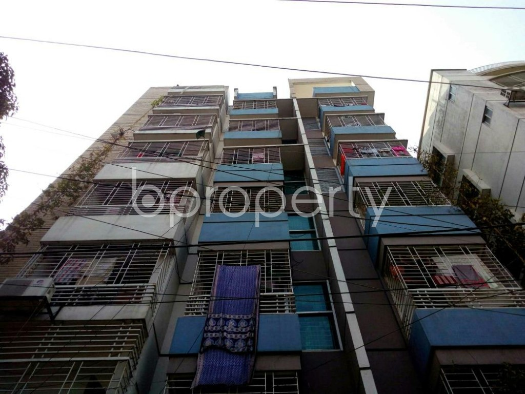 Front view - 3 Bed Apartment to Rent in Mirpur, Dhaka - 1858542