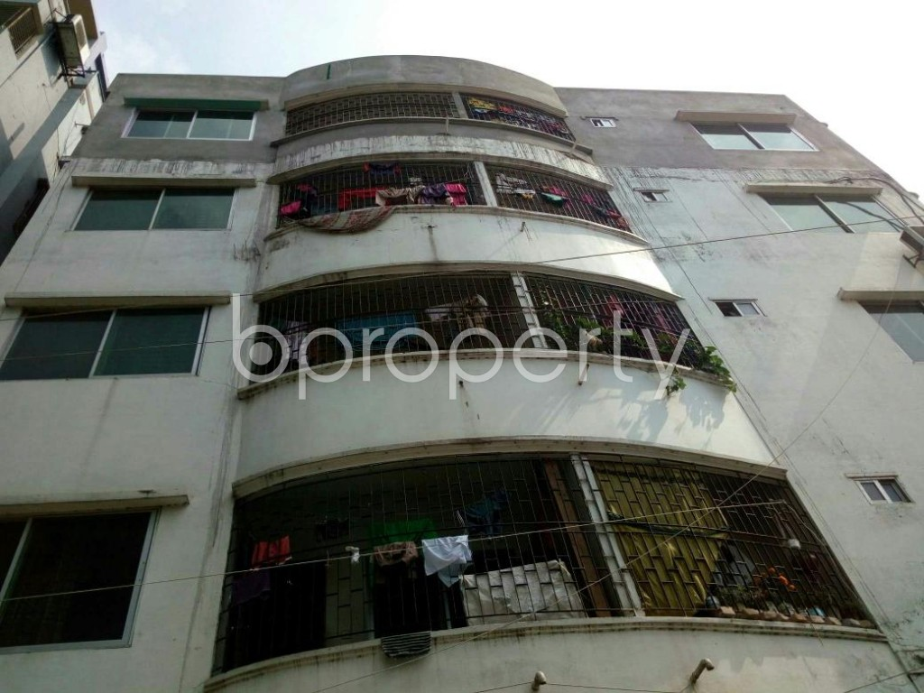 Front view - 3 Bed Apartment to Rent in Hazaribag, Dhaka - 1858546