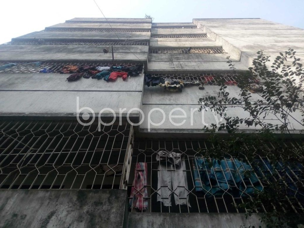 Front view - 2 Bed Apartment to Rent in Hatirpool, Dhaka - 1858549