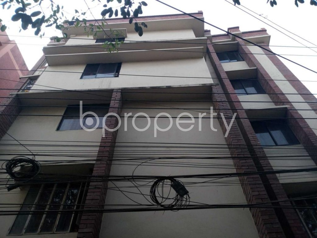Front view - 4 Bed Apartment to Rent in Mirpur, Dhaka - 1858562