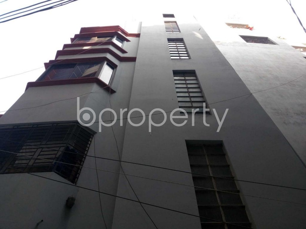 Front view - 2 Bed Apartment to Rent in Mirpur, Dhaka - 1858565