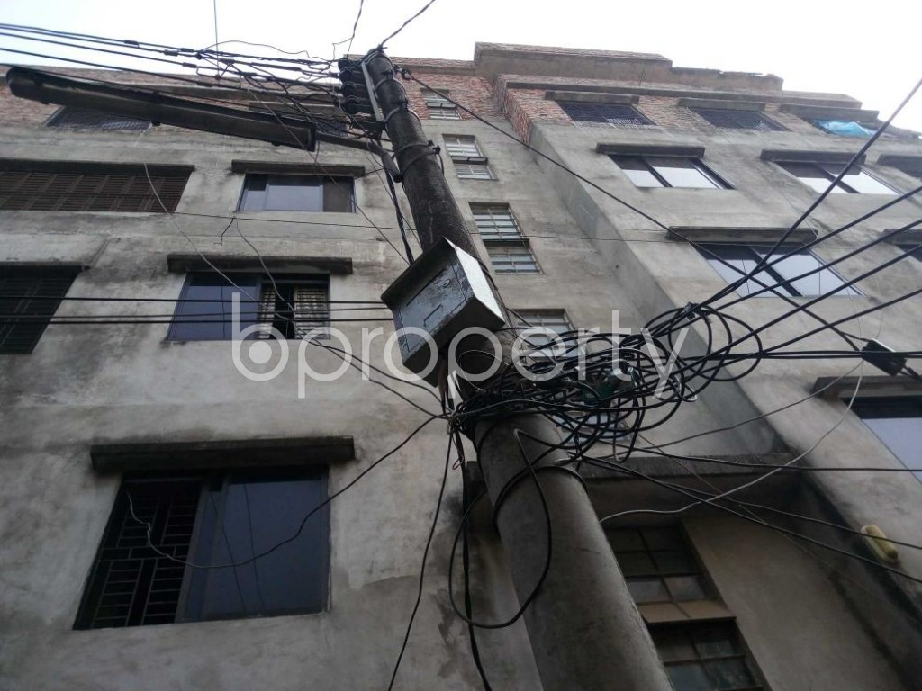 Front view - 2 Bed Apartment to Rent in Mirpur, Dhaka - 1858567