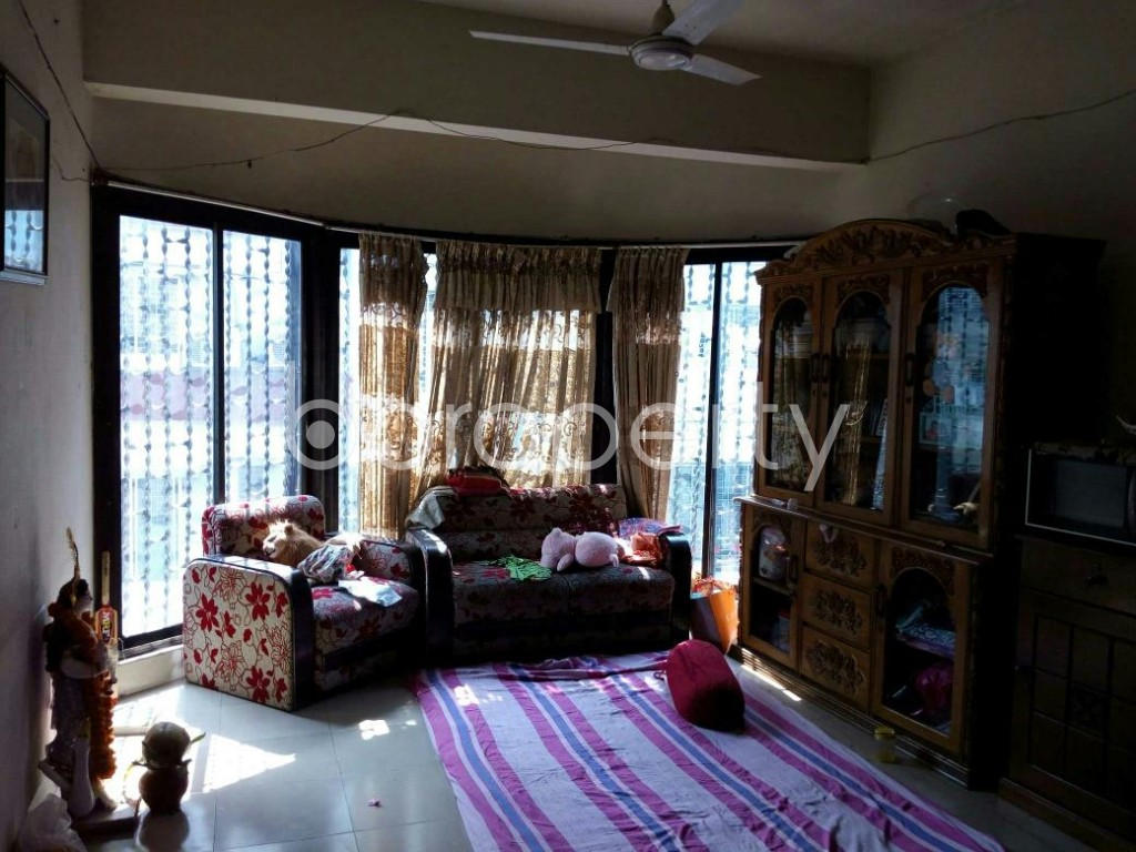 Empty Room - 3 Bed Apartment for Sale in Mohammadpur, Dhaka - 1858380