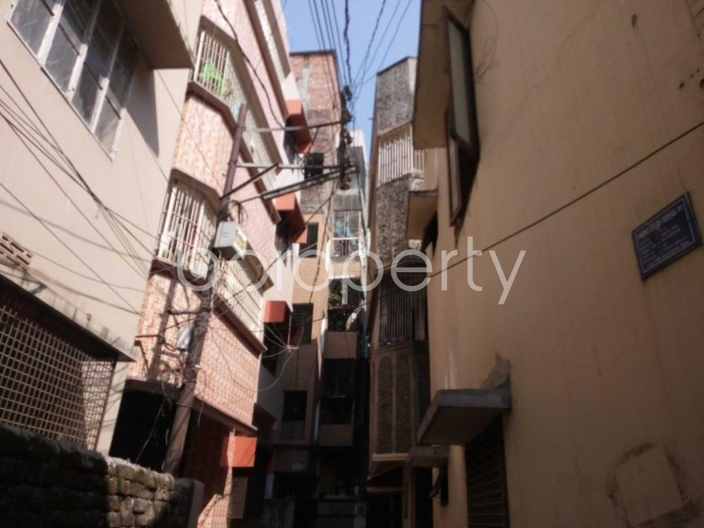 Outside view - 3 Bed Apartment to Rent in Mirpur, Dhaka - 1858590