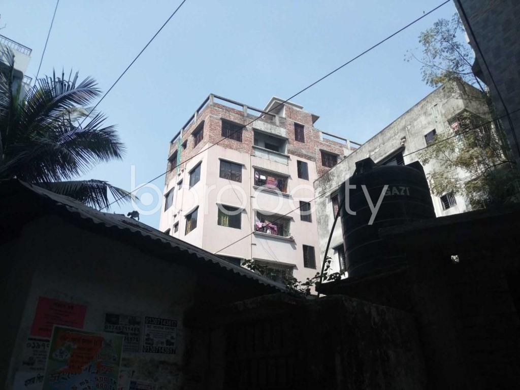 Outside view - 2 Bed Apartment to Rent in Mirpur, Dhaka - 1858591