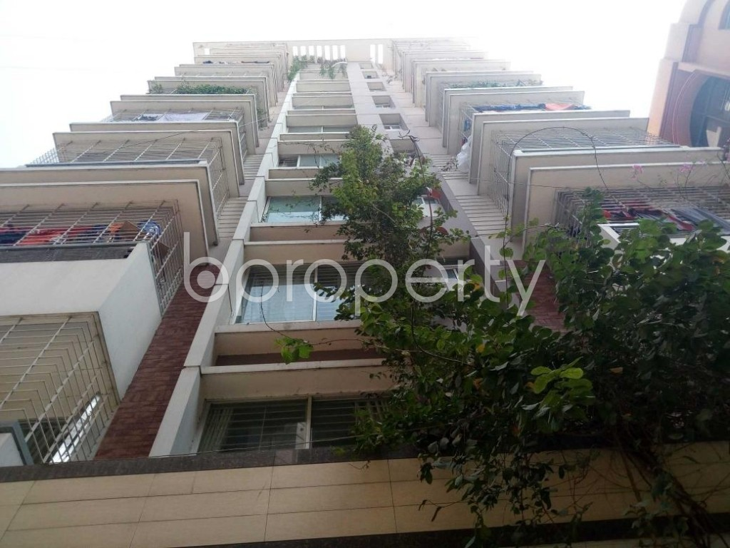 Front view - 3 Bed Apartment to Rent in Mirpur, Dhaka - 1858592