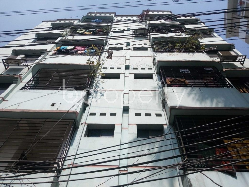 Front view - 3 Bed Apartment to Rent in Mirpur, Dhaka - 1858600