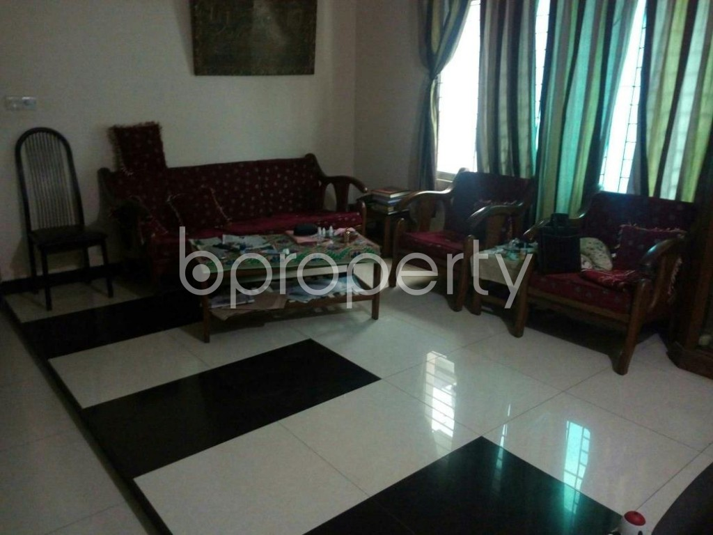 Outside view - 3 Bed Apartment for Sale in Bashundhara R-A, Dhaka - 1854844