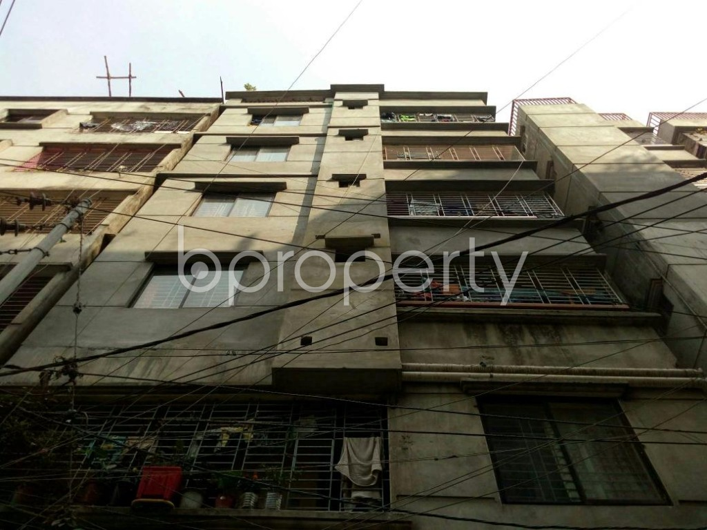 Front view - 2 Bed Apartment to Rent in Mirpur, Dhaka - 1858645