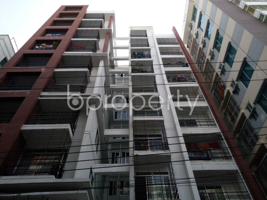 Front view - 3 Bed Apartment to Rent in Mirpur, Dhaka - 1858651