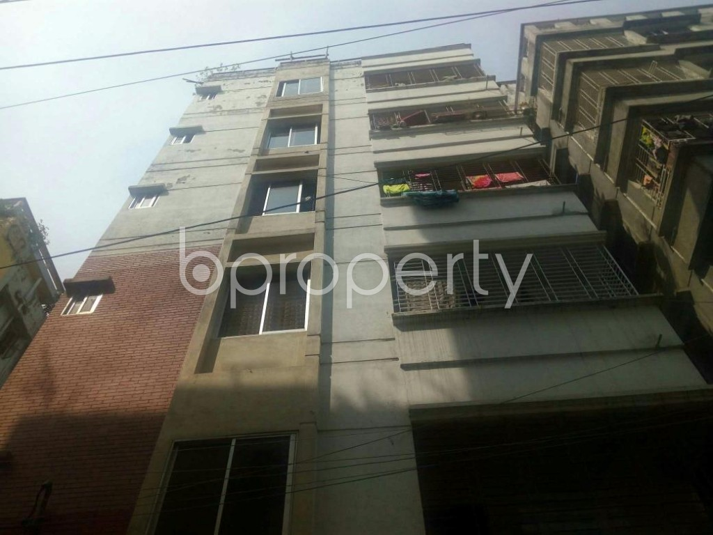 Front view - 2 Bed Apartment to Rent in Mirpur, Dhaka - 1858669