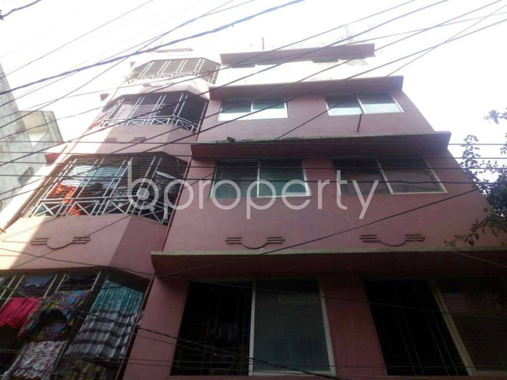 Front view - 2 Bed Apartment to Rent in Mirpur, Dhaka - 1858684
