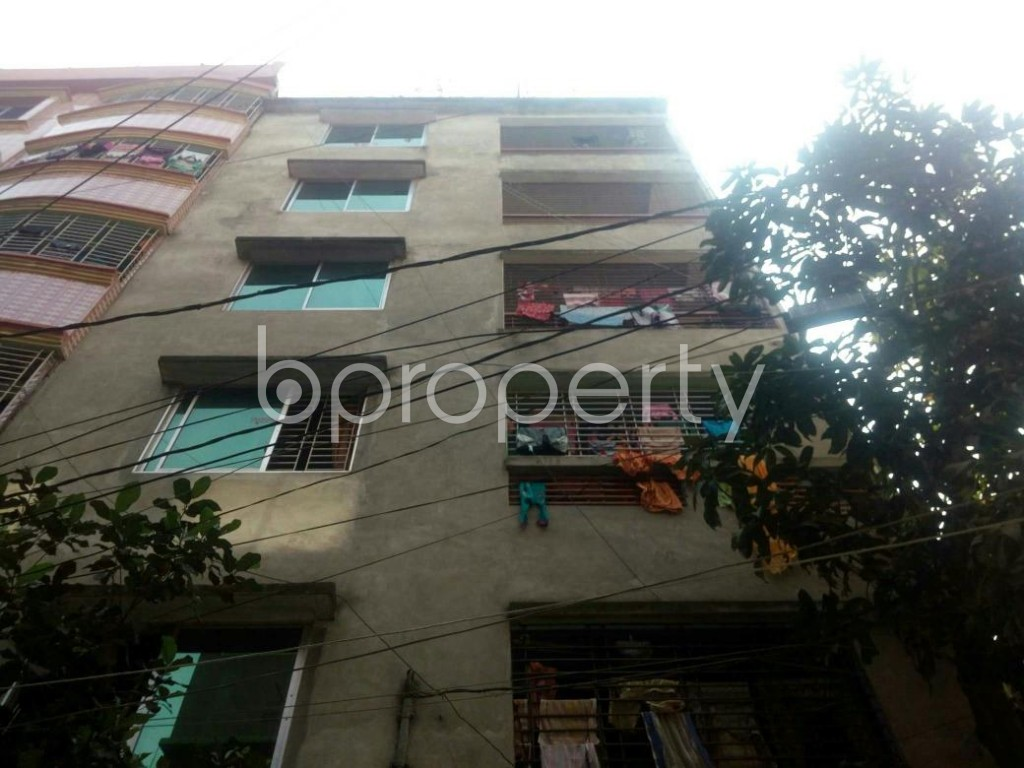 Front view - 2 Bed Apartment to Rent in Mirpur, Dhaka - 1858685