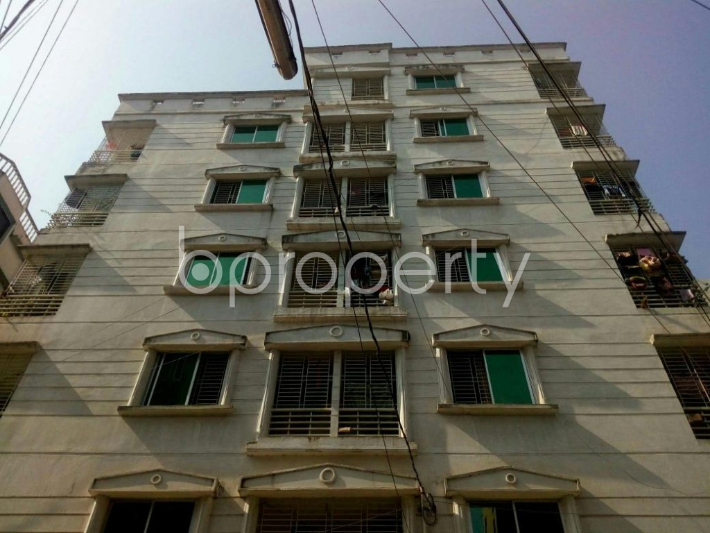 Front view - 2 Bed Apartment to Rent in Mirpur, Dhaka - 1858686