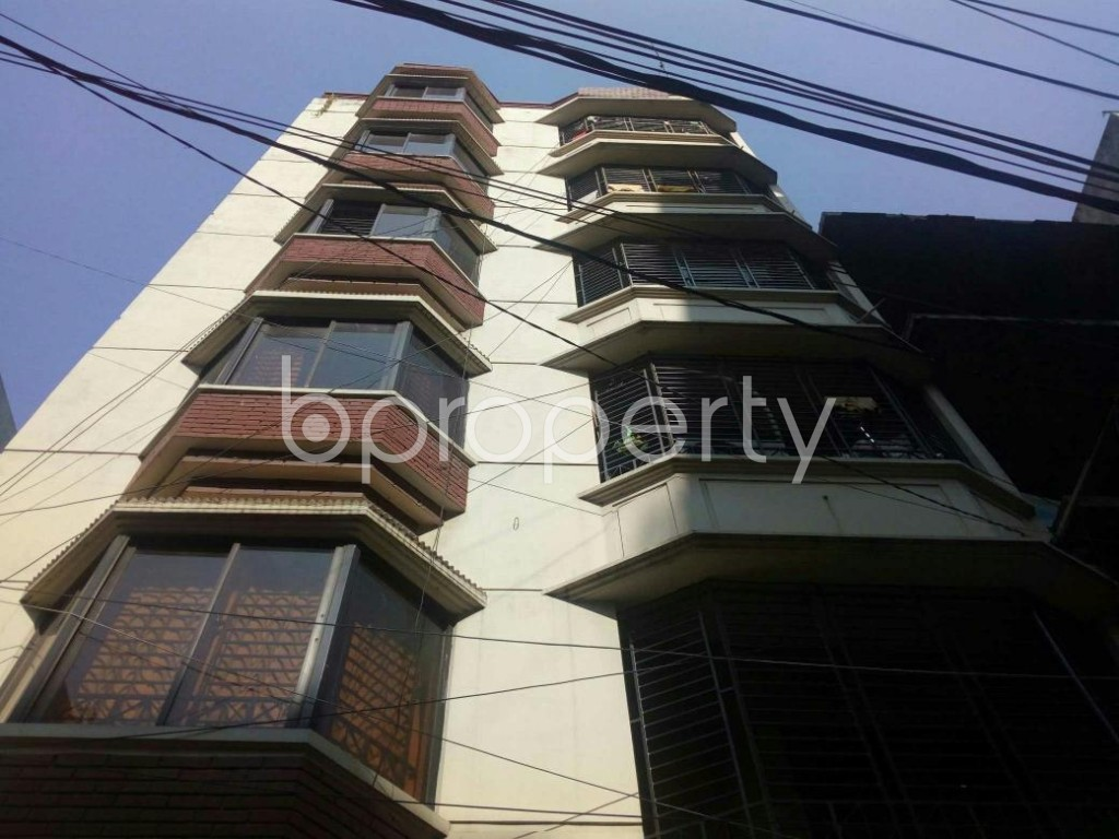Front view - 2 Bed Apartment to Rent in Mirpur, Dhaka - 1858687