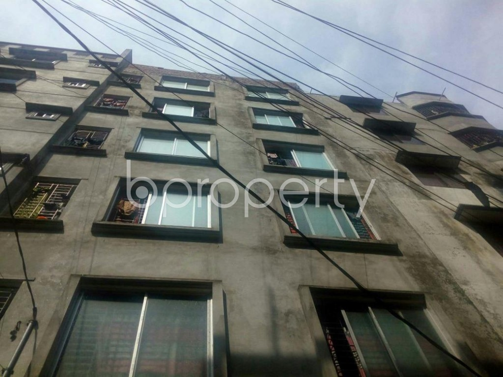 Front view - 2 Bed Apartment to Rent in Mirpur, Dhaka - 1858688