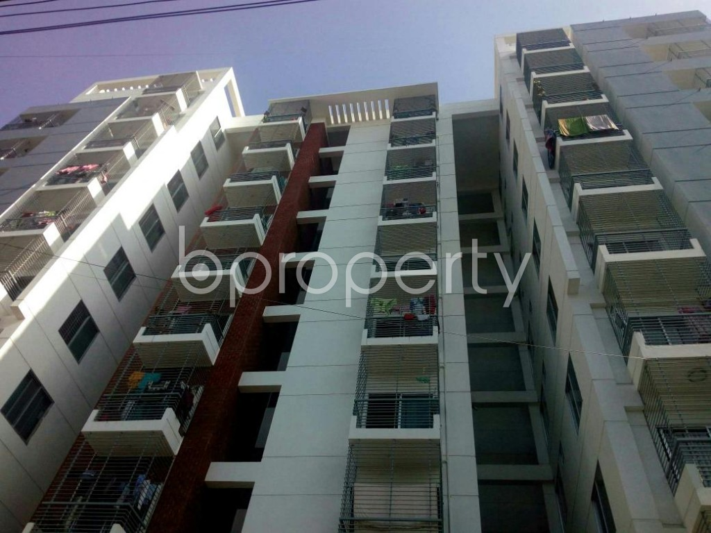 Front view - 3 Bed Apartment for Sale in 7 No. West Sholoshohor Ward, Chattogram - 1858712