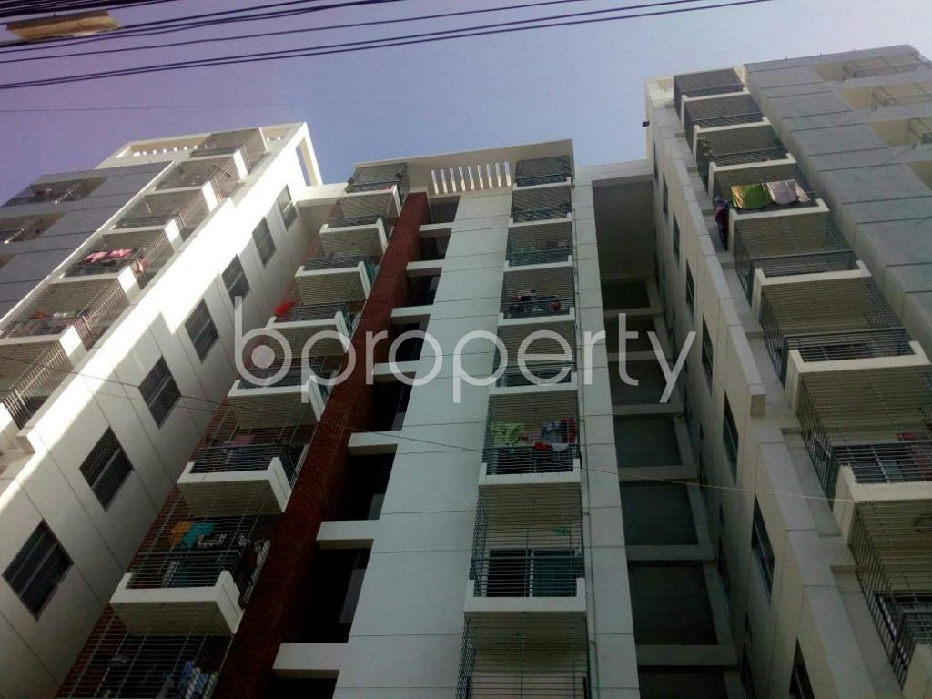 Front view - 3 Bed Apartment for Sale in 7 No. West Sholoshohor Ward, Chattogram - 1858713