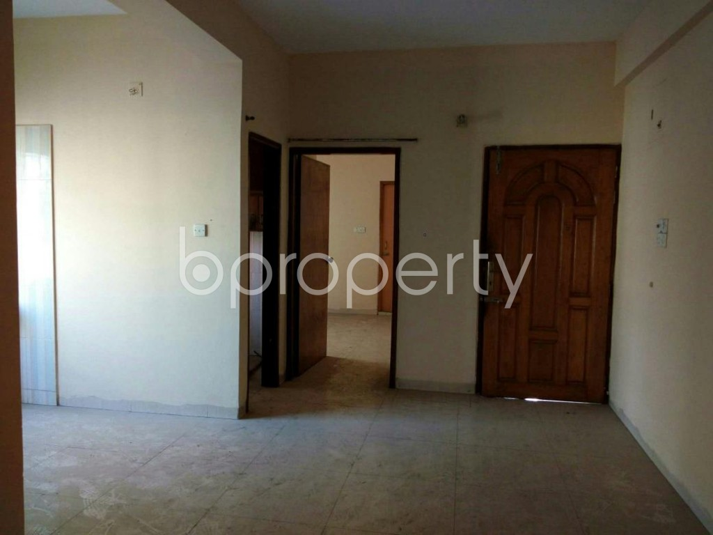 Dining area - 3 Bed Apartment for Sale in Mohammadpur, Dhaka - 1859163