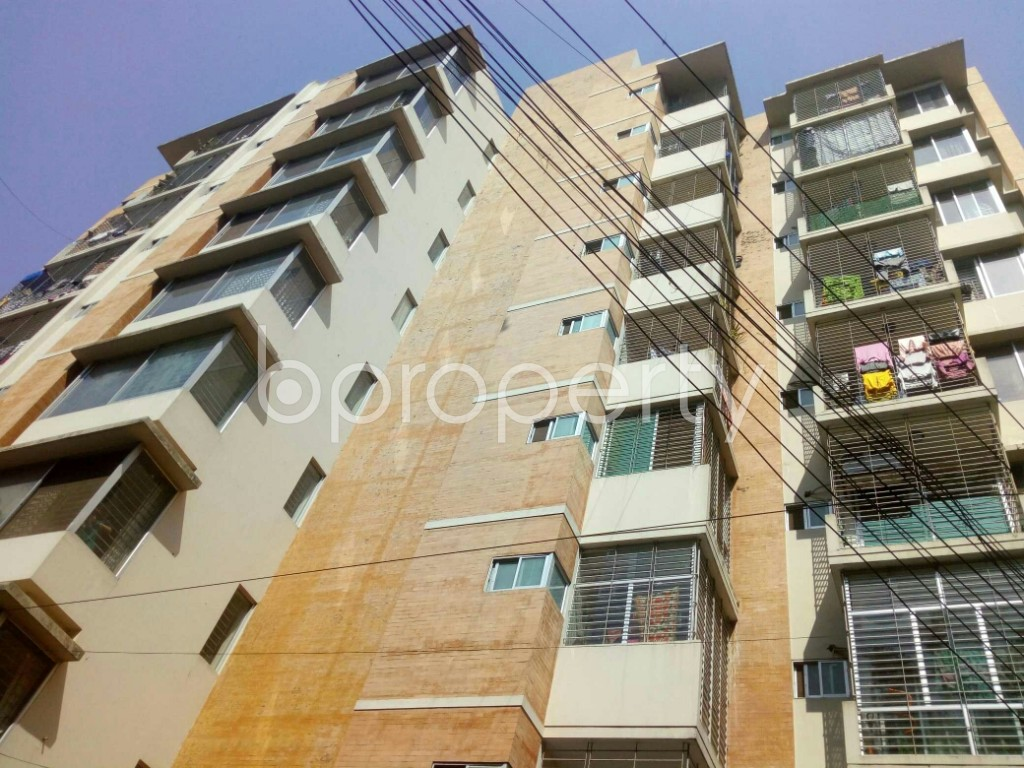 Outside view - 3 Bed Apartment for Sale in 16 No. Chawk Bazaar Ward, Chattogram - 1859440