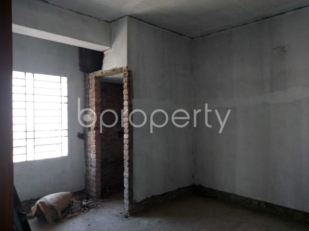 Bedroom - 3 Bed Apartment for Sale in Bakalia, Chattogram - 1859842