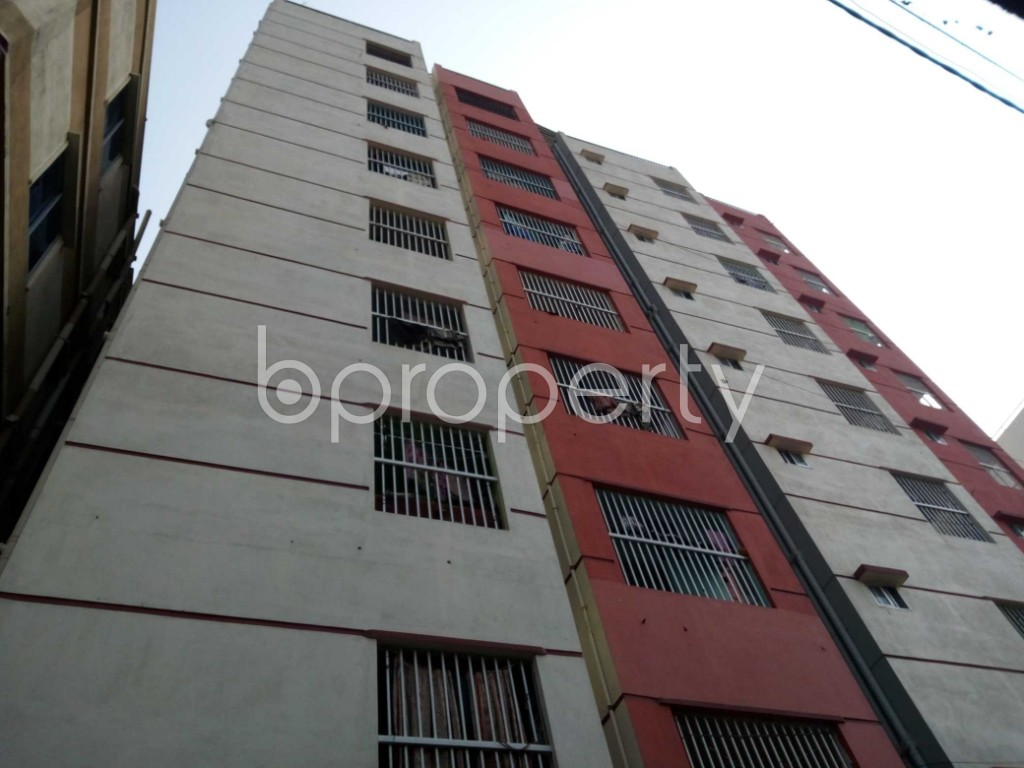 Front view - 2 Bed Apartment for Sale in Bakalia, Chattogram - 1859844