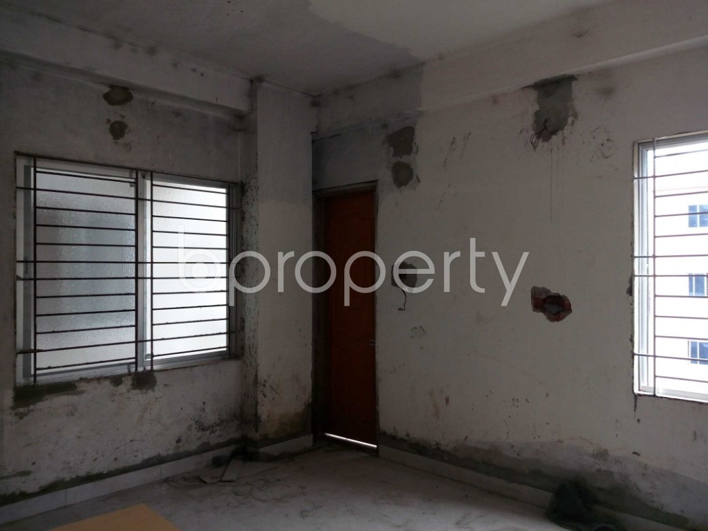 Bedroom - 3 Bed Apartment for Sale in 33 No. Firingee Bazaar Ward, Chattogram - 1859846