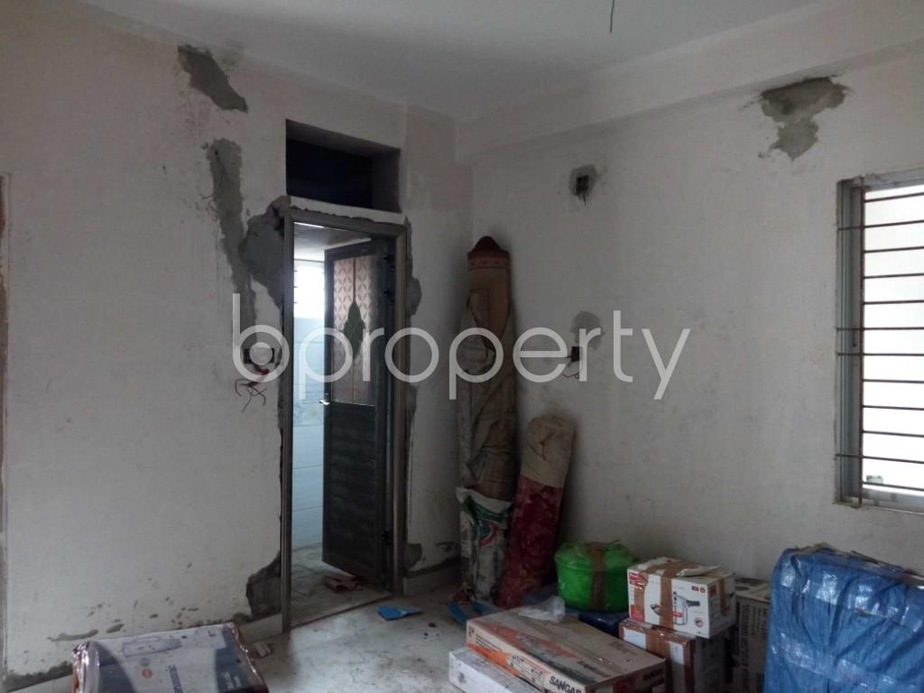 Bedroom - 3 Bed Apartment for Sale in 33 No. Firingee Bazaar Ward, Chattogram - 1859857